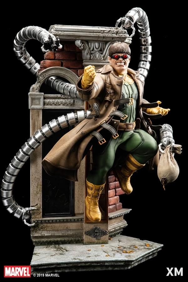 Marvel - Statua Doctor Octopus Scala 1/4 MARVEL PREMIUM COLLECTIBLES 65 cm