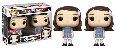 The Shining POP! Movies The Grady Twins 2-pack Exclusive 9 cm