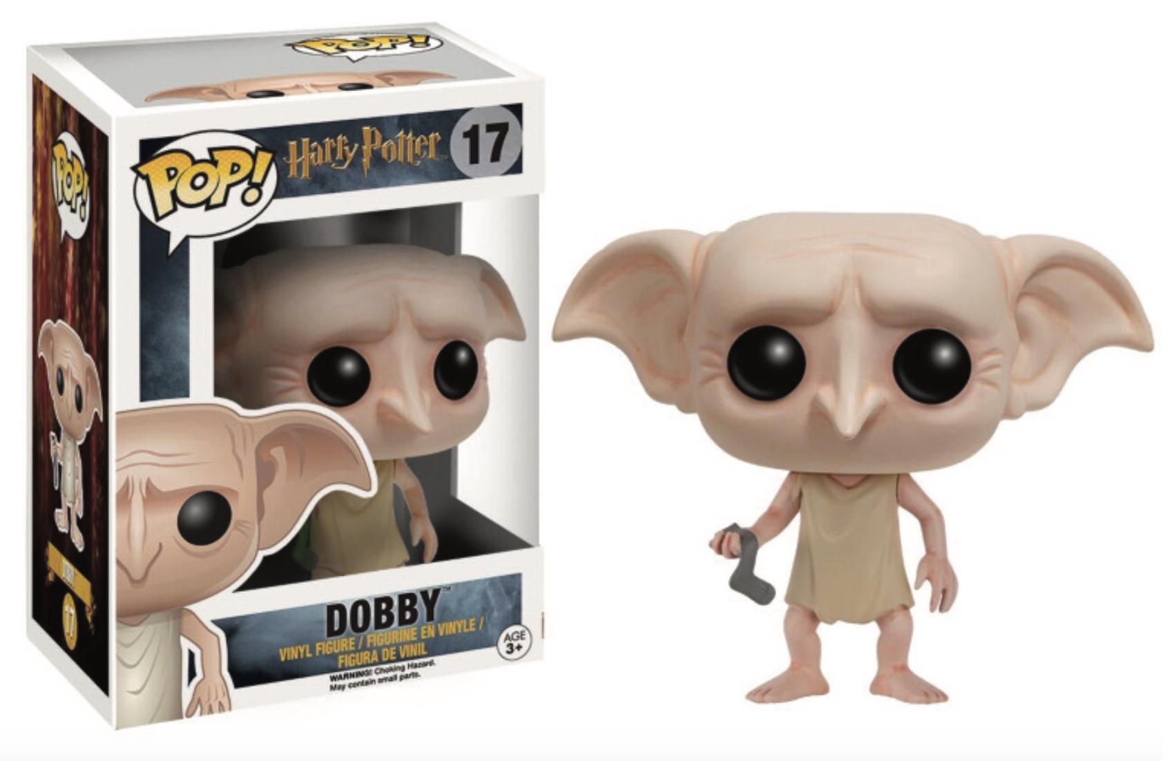 Harry Potter POP! Movies Vinyl Figure Dobby 9 cm