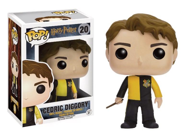 Harry Potter POP! Vinyl Figure Cedric Diggory Limited Edition 9 cm (con bollino special edition)