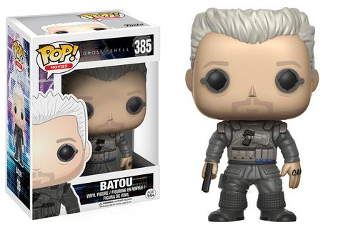 Ghost in the Shell POP! Movies Vinyl Figure Batou 9 cm