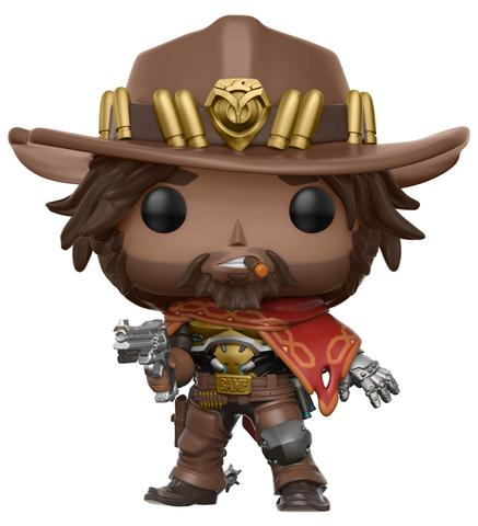 Overwatch POP! Games Vinyl Figure McRee 9 cm