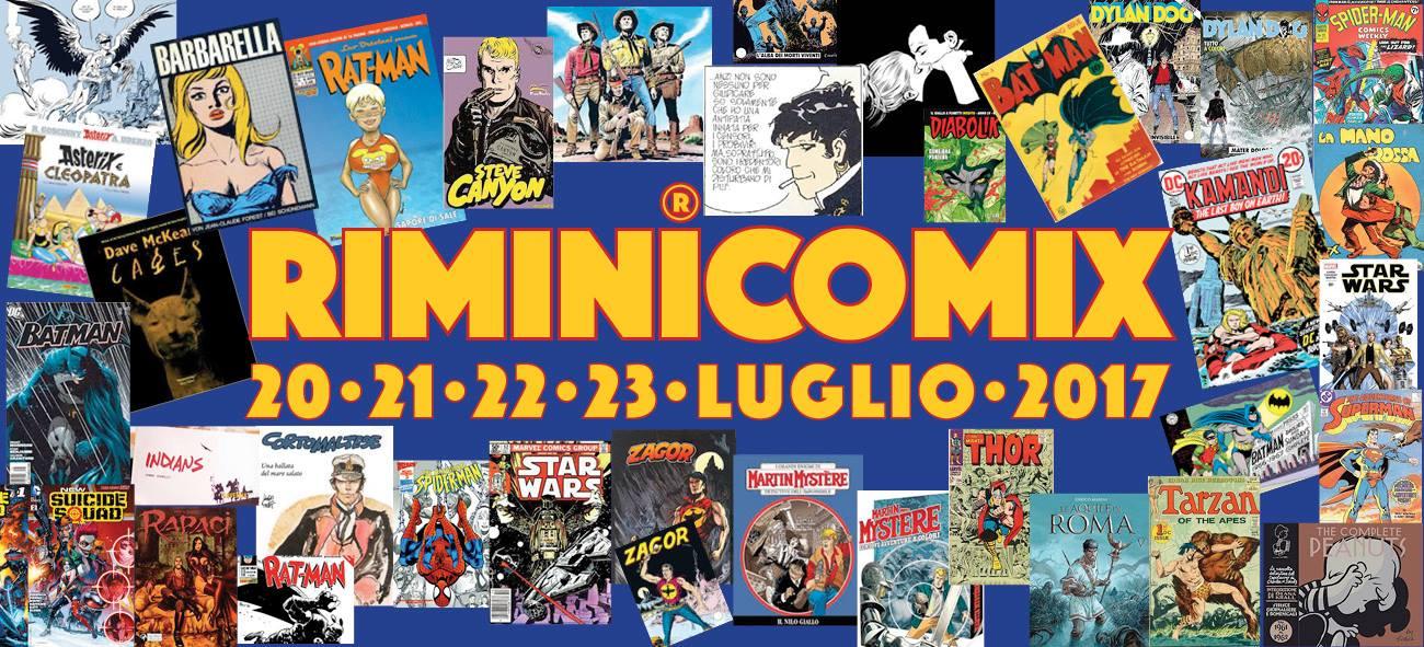 RiminiComix 2017!