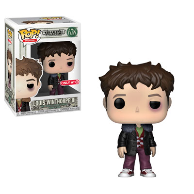 Trading Places POP! Movies Vinyl Figure Louis Winthorpe III (Beat Up) Exclusive 9 cm