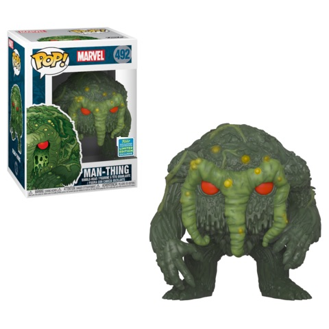 The Man-Thing - Man-Thing Pop! Vinyl Figure (2019 Summer Convention Exclusive)