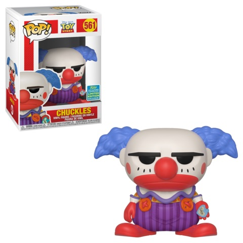 Toy Story - Chuckles Pop! Vinyl Figure (2019 Summer Convention Exclusive)