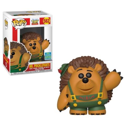 Toy Story - Mr. Pricklepants Pop! Vinyl Figure (2019 Summer Convention Exclusive)