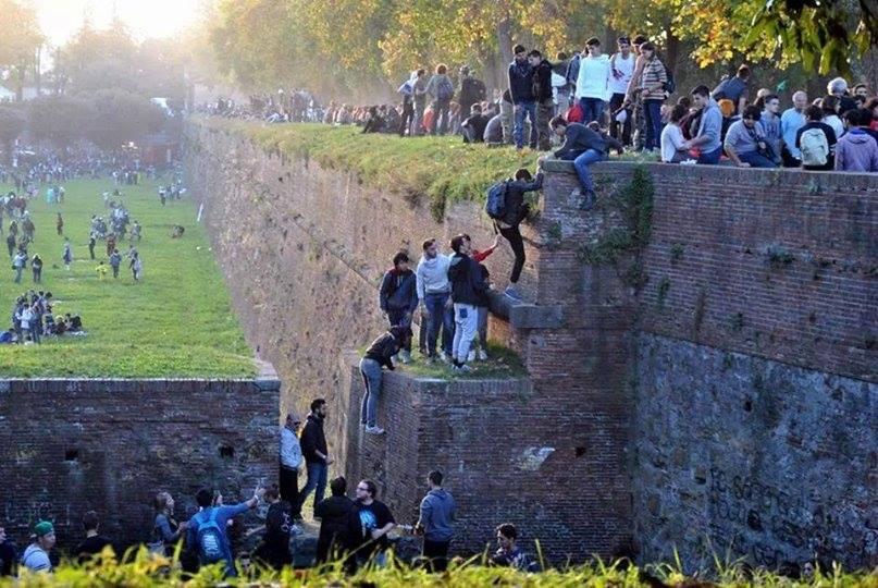 Niente Lucca 2015!