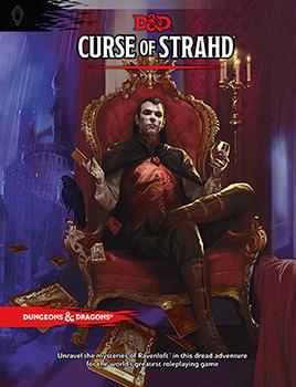 Dungeons & Dragons Next Curse of Strahd