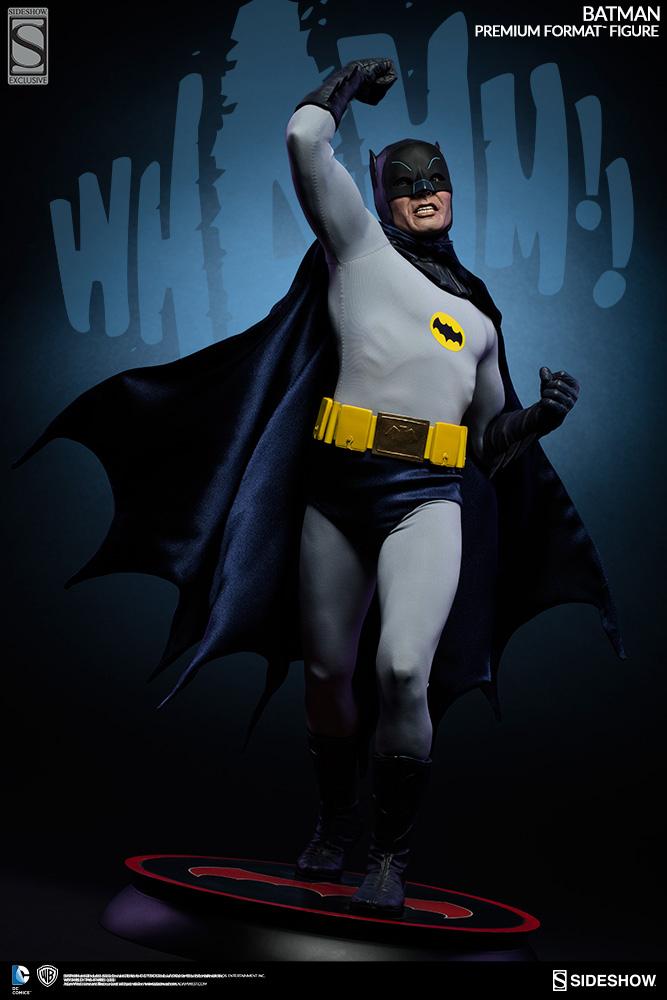 Batman 1966 Premium Format Figure 1/4 Batman Sideshow Exclusive 56 cm
