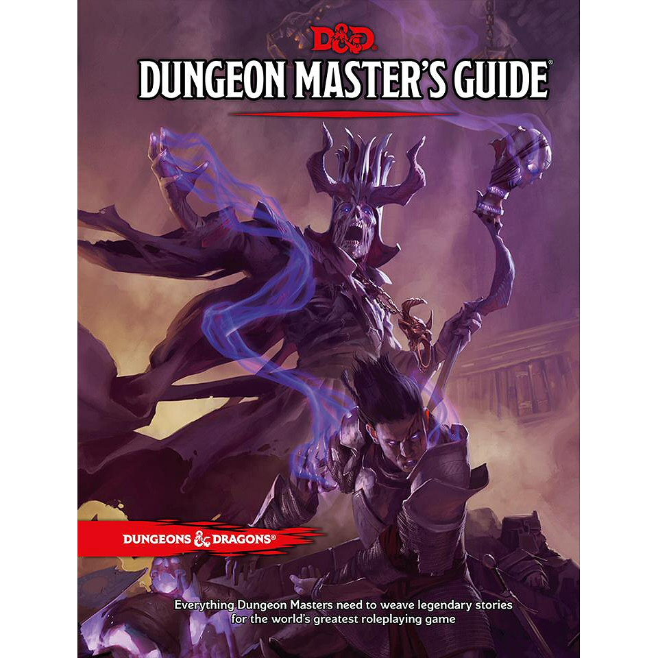 DUNGEONS AND DRAGONS MASTER'S GUIDE (DUNGEONS & DRAGONS)