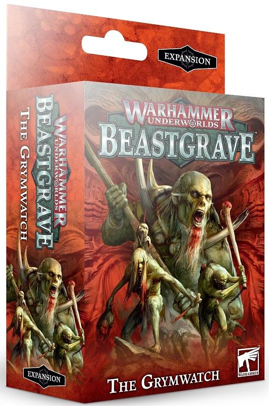 Warhammer Underworlds: Beastgrave La Grymwatch