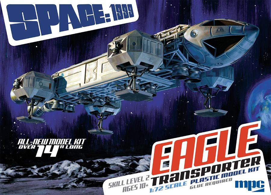 SPACE 1999 14INCH EAGLE TRANSPORTER KIT