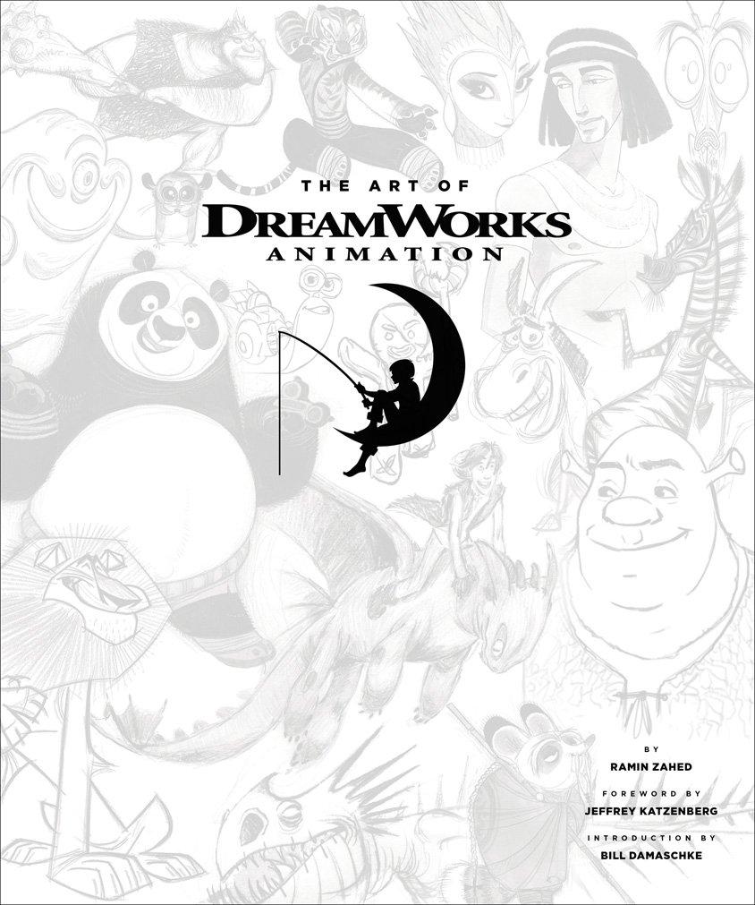 The Art of Dreamworks