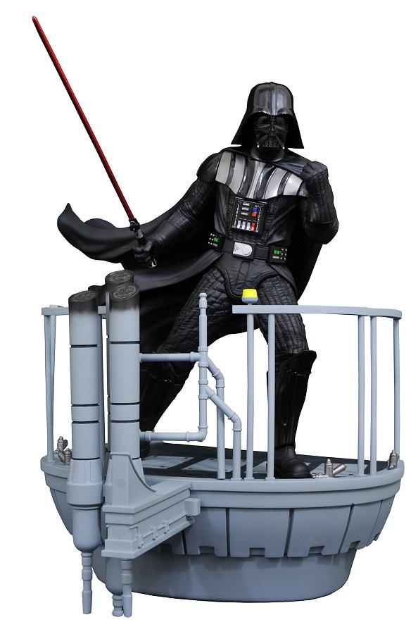 Star Wars Episode V Milestones Statue 1/6 Darth Vader 41 cm