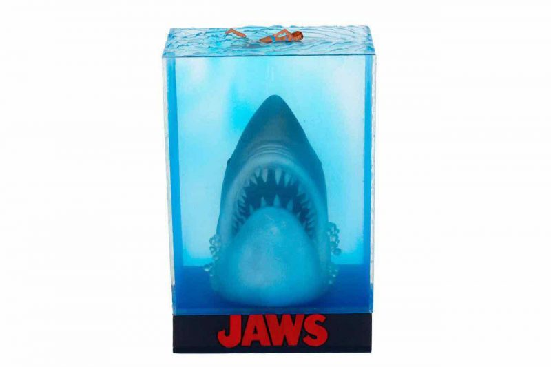 JAWS POSTER 3D FIGURE