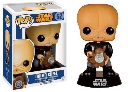 Star Wars POP! Nalan Cheel 9 cm