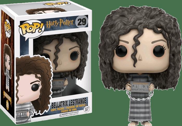 Harry Potter POP! Movies Vinyl Figure Bellatrix Lastrange 9 cm