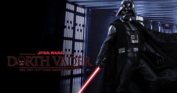 Nuova statua di Darth Vader!