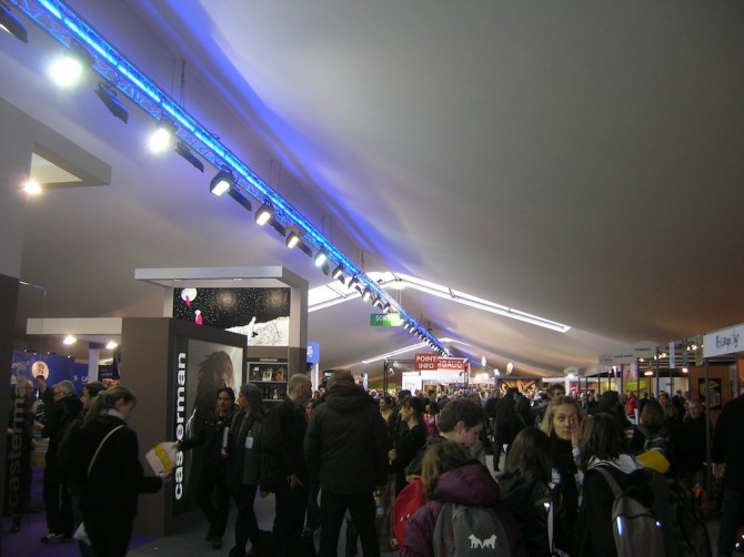 Angoulême in Gennaio!