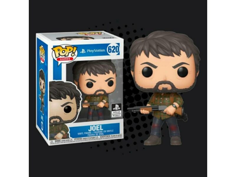 The Last of Us POP! Vinyl Figure Joel Miller Limited 9 cm