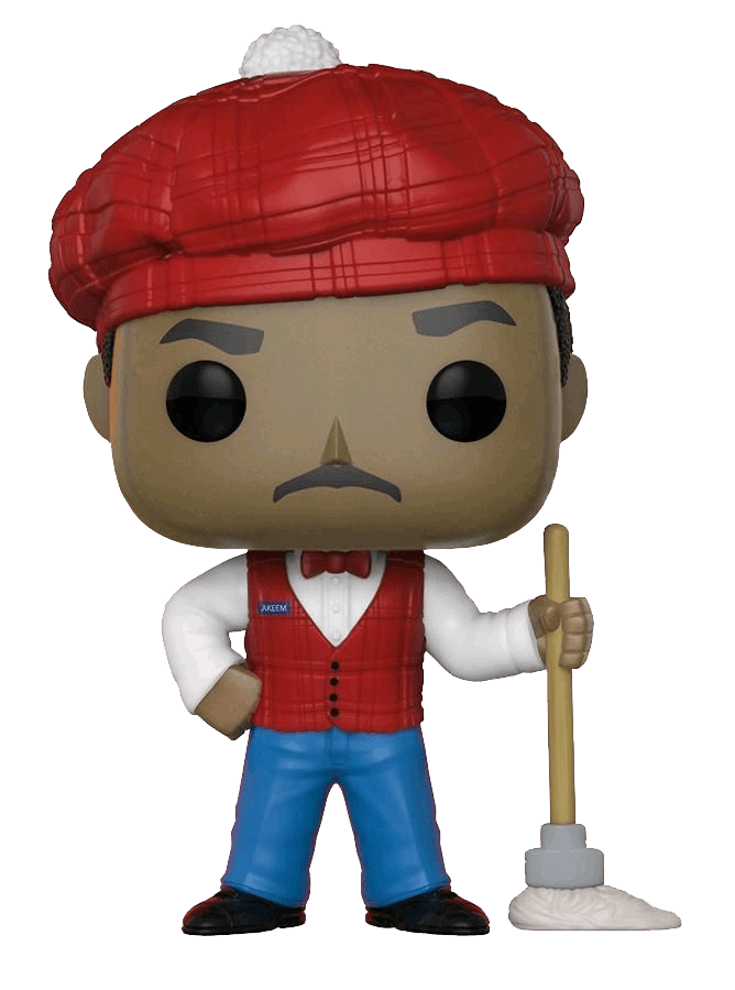 Coming to America POP! Movies Vinyl Figure Akeem in McDowells Uniform Limited 9 cm