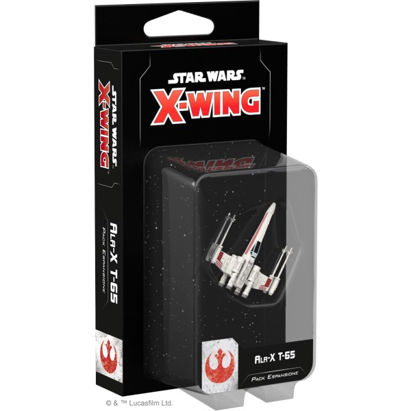 Star Wars: X-Wing Seconda Edizione - Ala X T-65