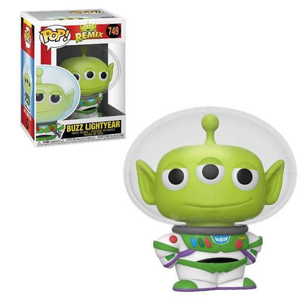 Pixar POP! Disney Vinyl Figure Alien as Buzz 9 cm