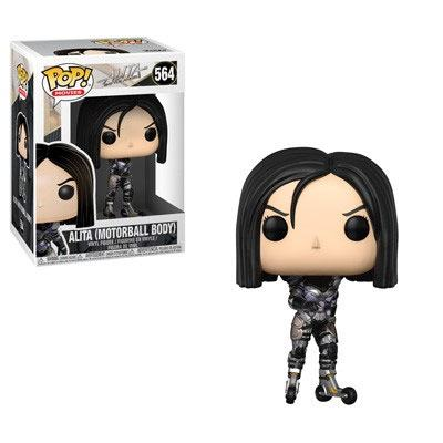 Alita: Battle Angel POP! Movies Vinyl Figure Motorball 9 cm