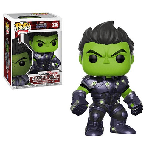 Marvel Future Fight POP! Games Vinyl Figure Amadeus Cho 9 cm