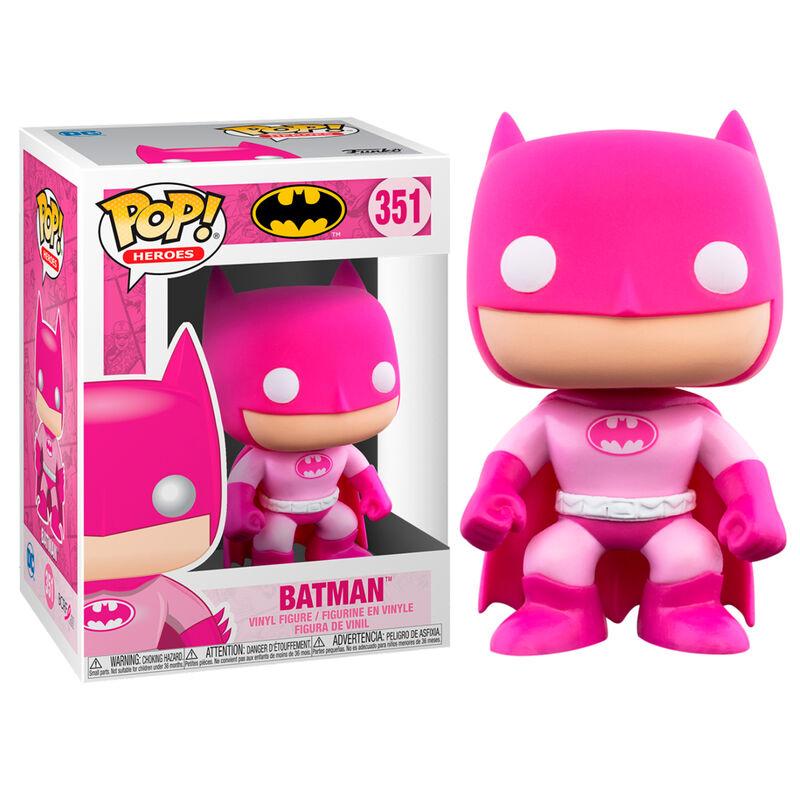 DC Comics POP! Heroes Vinyl Figure BC Awareness - Batman 9 cm