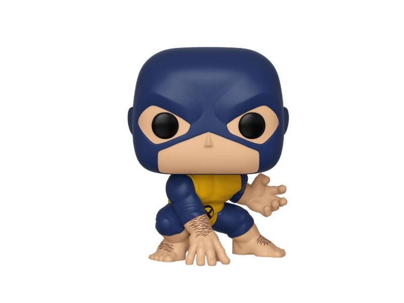 Marvel 80th POP! Heroes Vinyl Figure Beast (First Appearance) 9 cm
