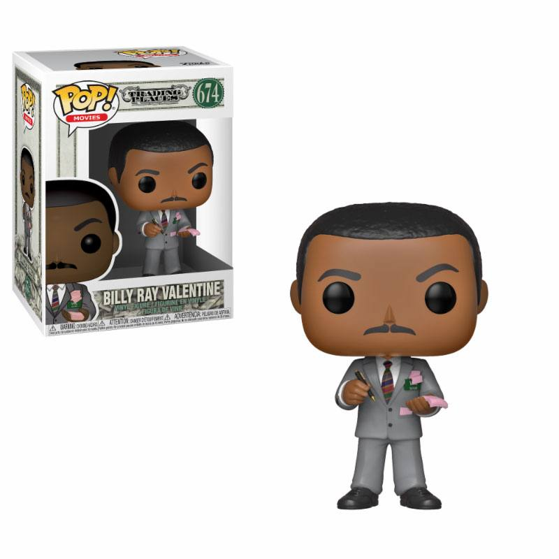 Trading Places POP! Movies Vinyl Figure Billy Ray Valentine 9 cm