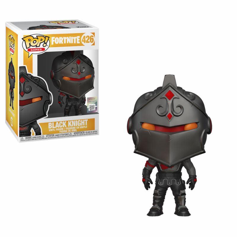 Fortnite POP! Games Vinyl Figure Black Knight 9 cm