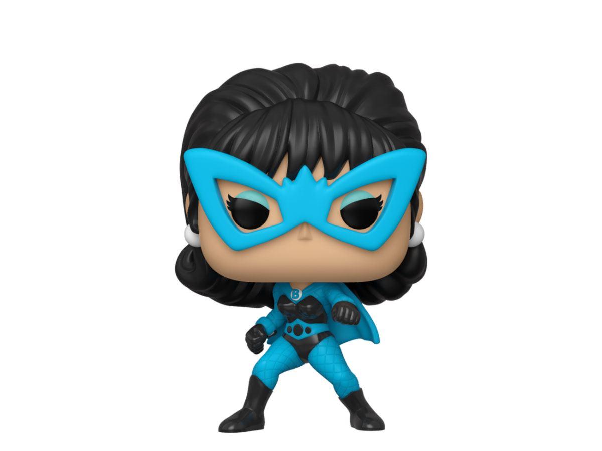 Marvel 80th POP! Heroes Vinyl Figure Black Widow 1st Appearance 9 cm