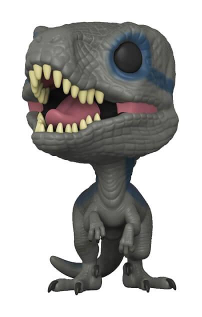 Jurassic World 2 POP! Movies Vinyl Figure Blue (New Pose) 9 cm