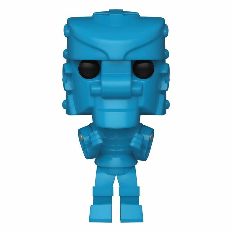 Rock 'Em Sock 'Em Robots POP! Vinyl Figure Blue Robot 9 cm