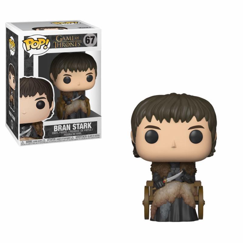 Game of Thrones POP! TV Vinyl Figure Bran Stark 9 cm
