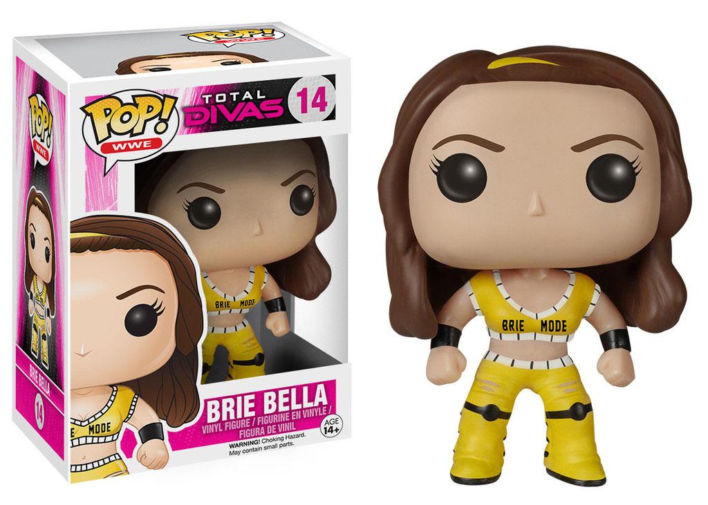 WWE Wrestling POP! Vinyl Figure Brie Bella 10 cm