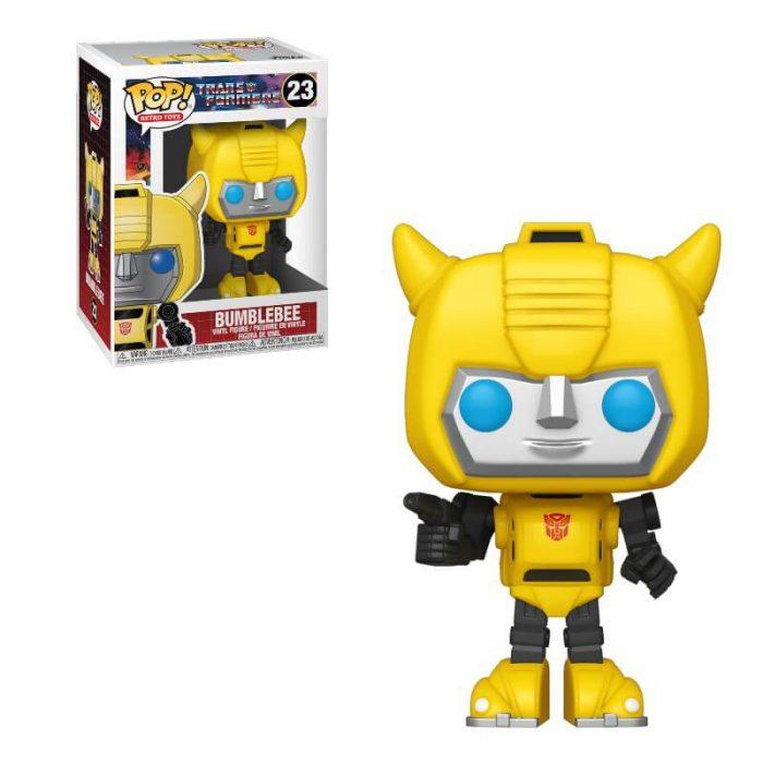 Transformers POP! Movies Vinyl Figure Bumblebee 9 cm