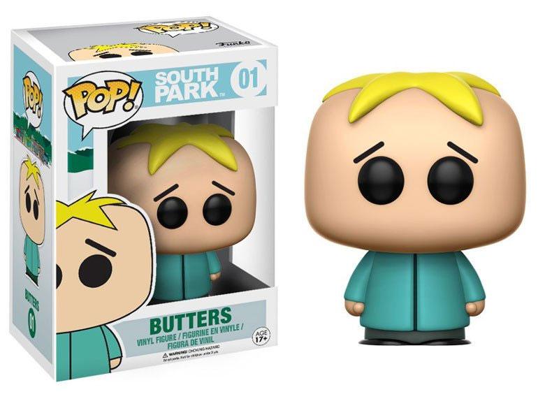 South Park POP! TV Vinyl Figure Butters 9 cm