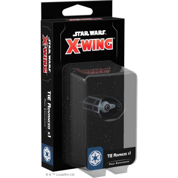 Star Wars: X-Wing Seconda Edizione - TIE Advanced x1
