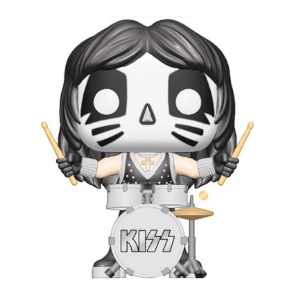 Kiss POP! Rocks Vinyl Figure Catman 9 cm