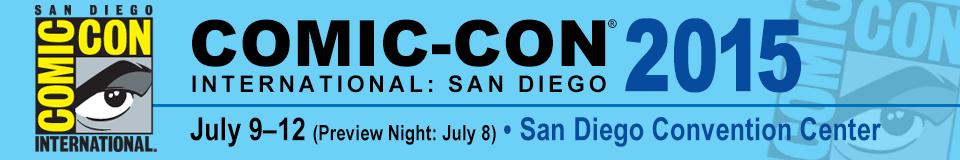 -32 al Comicon 2015!