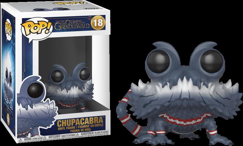 Fantastic Beasts 2 POP! Movies Vinyl Figure Chupacabra 9 cm