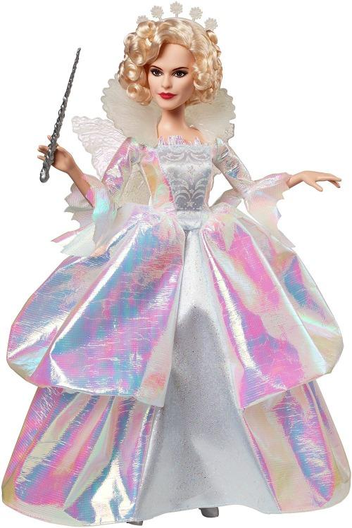 Disney Cinderella Character Doll - Fata Madrina