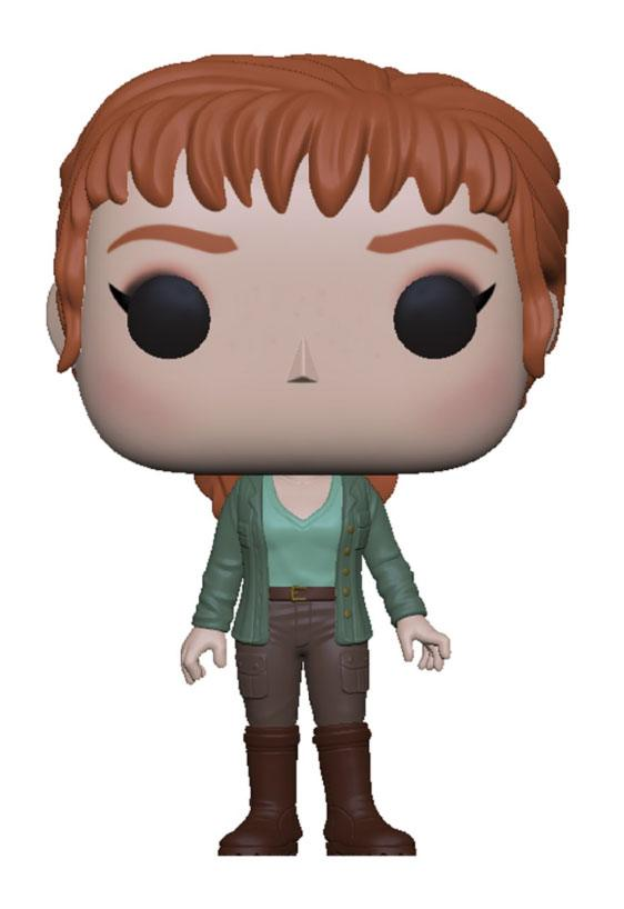 Jurrasic World 2 POP! Movies Vinyl Figure Claire Dearing 9 cm