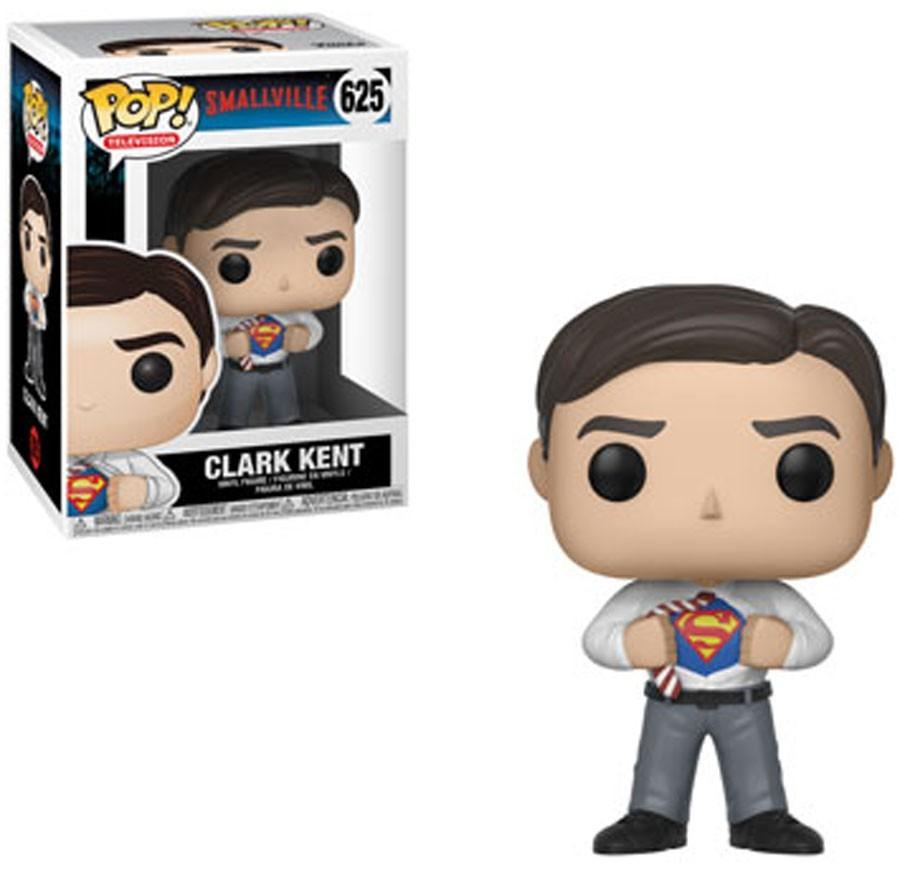Smallville POP! TV Vinyl Figure Clark Kent 9 cm