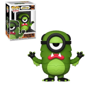 Minions POP! Movies Vinyl Figure Creature Mel 9 cm