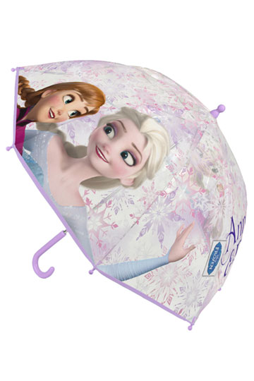 Frozen Umbrella Sisters